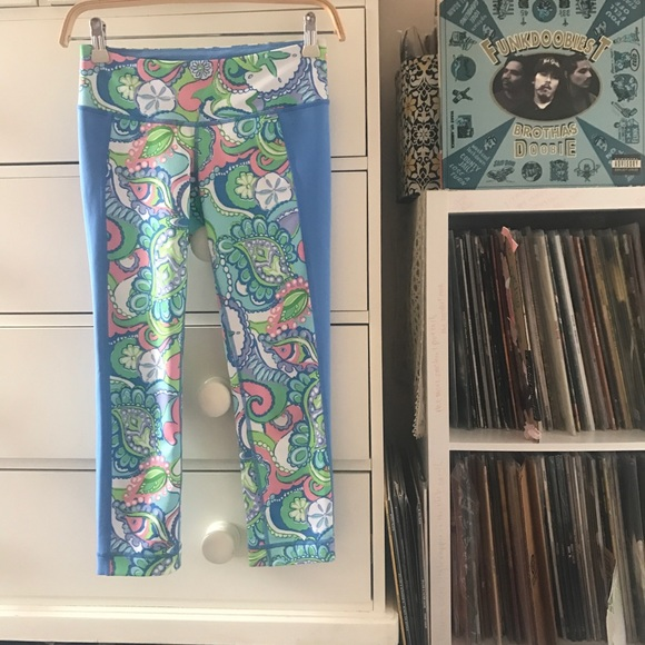 Lilly Pulitzer Pants - Lilly leggings